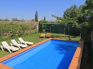 Villa Cristina 7-9 personas a 10 min de la playa