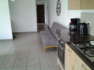 LA TCHARRATTE - Appartement neuf de plain pied près de GERARDMER au calme