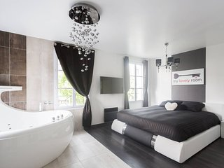 Suite Privative avec Jacuzzi et Sauna