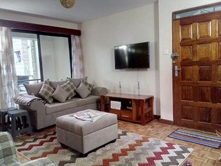 NEW! Cozy homestay at Riara 2 bedrooms 2 baths fully furnished with gym