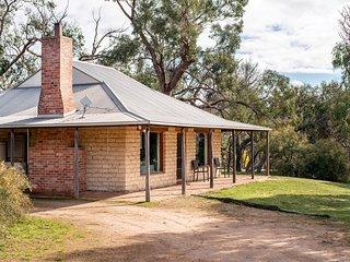 Mudbrick Cottage