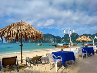 Cheap Villa on Phi Phi + Free Longtail Transfer!