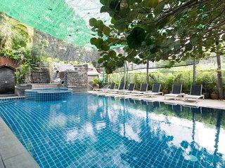 ⭐Villa Maya | 15 Bedroom Pool Villa Near Walking Street
