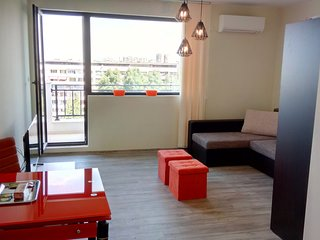 Panoramic Studio 15 Mins from All in Plovdiv byPMM
