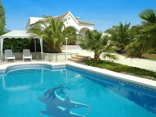 Villa with a private pool in Coin, Malaga area
