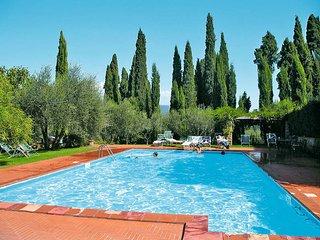 2 bedroom Apartment in Meleto, Tuscany, Italy : ref 5446756