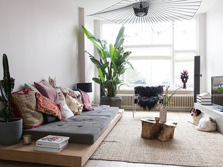 Stylisch • Sunny • Cosy home. Between the beach and Amsterdam