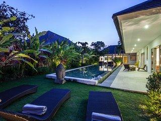 Charming 3 bdr villa Berawa