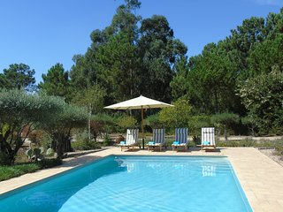 Stylish Spacious Villa & Private Pool. Set in Peaceful Gardens, Near Azeitao.