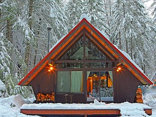 Four Stone Lodge, Mt. Rainier, Crystal Mountain