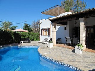 3 bedroom Villa in Portocristo, Balearic Islands, Spain - 5441268