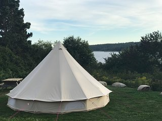 East Coast Glamping Inc. Luxury camping holidays in Nova Scotia