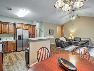 NEW! Wonderful Branson Villa - 5 Mins to Downtown!