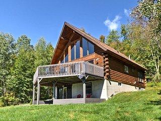 NEW! Catskill Chalet Cabin Near Belleayre Resort!