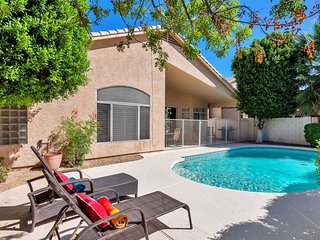 NEW! Upscale Chandler Home w/Private Pool & Patio!