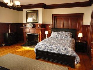 Bedroom/Living Room with Queen Size Bed