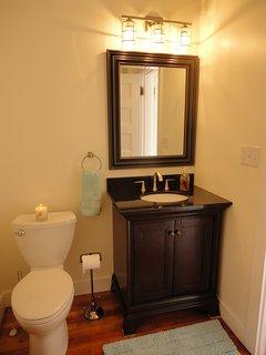 Bathroom (Granite Counter)