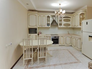 Apartment on Dostyq with 3 bedroom
