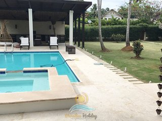 Villa Caney Las Terrenas Paradise Holiday LT
