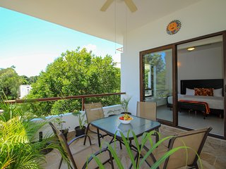 Family 2 bedrooms condo with pool facilities in Akumal