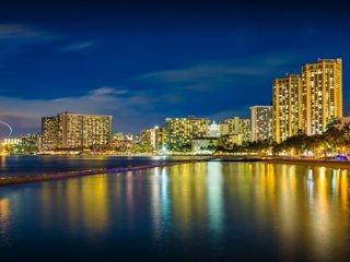 Kick back and relax at beautiful Waikiki Beach!
