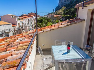 Terrazza di Svevia: apartment with wonderful view