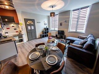 Trankil'Appart Centre, TR11, 50 m2, Appartement 6 couchages