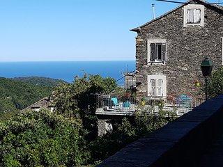 English Club in Corsica Apartment in Porri
