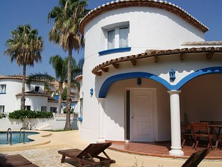 3 bedroom Villa in Denia, Valencia, Spain : ref 5435415