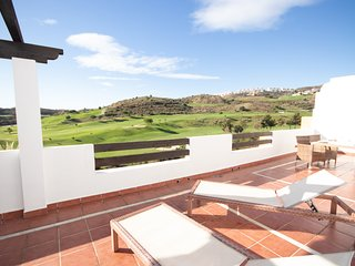 1948 - 1 bed penthouse apartment, Calanova Gran Golf, La Cala de Mijas