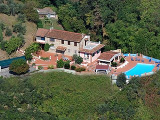4 bedroom Villa in Stiava, Tuscany, Italy : ref 5553154