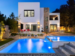 4 bedroom Villa in Lardos, South Aegean, Greece : ref 5680771