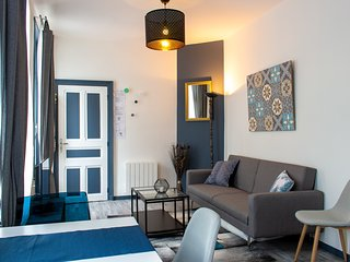 Trankil'Appart Centre, TR18,  Appartement 3 couchages, 55 m2