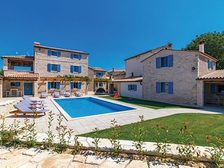 9 bedroom Villa in Cubanici, Istria, Croatia : ref 5681393