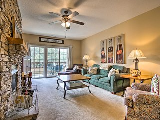 NEW! Clayton Condo on Golf Course w/Pool Access!