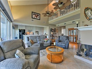 Waterfront Lake Conroe Home w/ Community Amenities