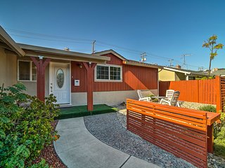 NEW! Santa Clara House w/ Beautiful Outdoor Areas!