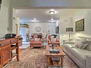 Quaint Yonkers Condo - 1 Block to Hudson River!