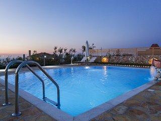 Luxurious Sea View Villa Natalia with classy interior design!