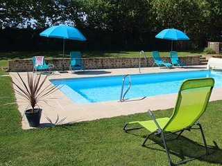 Le Hutereau - Chenin - Heated swimming pool