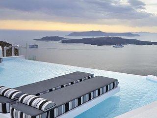Alti Santorini Suites ( Premiere Suite with Sea View)