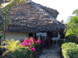 Mvuvi B&b Kite House 200m from the beautiful Watamu beach.