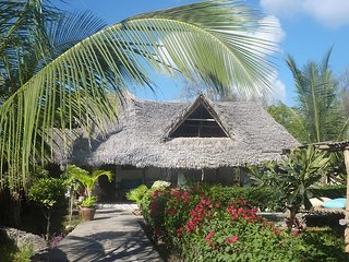 Mvuvi B&b Kite House close to the beach