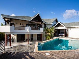 Ocean view villa | Villa Endless View | Vista Royal, Jan Thiel