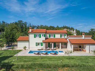 4 bedroom Villa in Cubanici, Istria, Croatia : ref 5691646