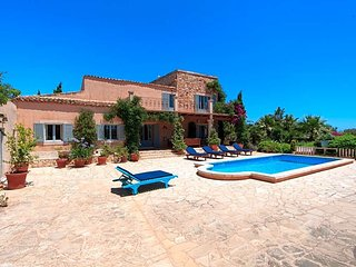 5 bedroom Villa in Cala Figuera, Balearic Islands, Spain - 5674741