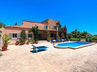 5 bedroom Villa in Cala Figuera, Balearic Islands, Spain : ref 5674741