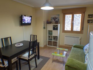 Apartamento alquiler para esquí en Felechosa