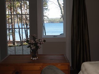 Silver Lake Home With Great Lake Views, (Within 150 Feet of the Lake).
