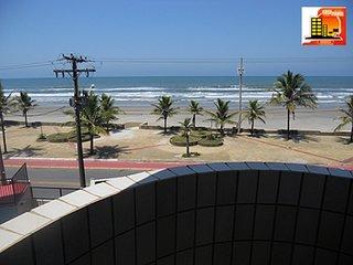 Apartamento 02d frente para praia